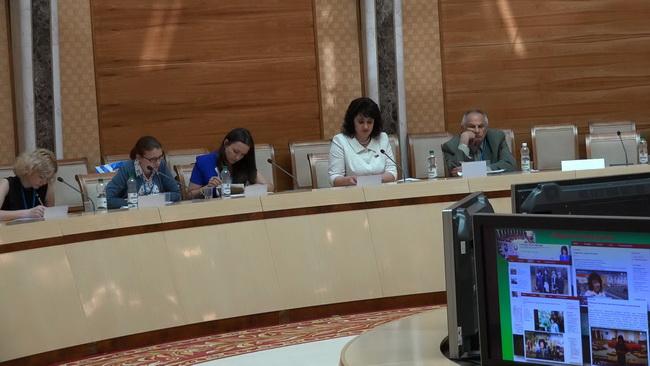 """Выступление  на VI Международной научно-практической конференции """"Информационные технологии и право"""" Минск, 17 мая 2018 года"""