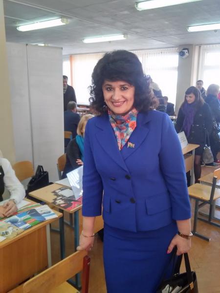 На ярмарке вакансий в Ленинском районе г.Минска